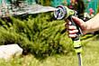 Пистолет для полива Presto-PS насадка на шланг пластик (7202G), фото 4