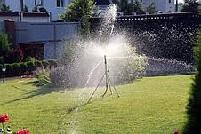 Дождеватель Presto-PS ороситель импульсный на 5 форсунок с резьбой 1 дюйм (6010), фото 3