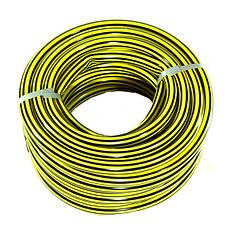 Шланг поливочный Evci Plastik Зебра диаметр 3/4 дюйма, длина 50 м (ZB 3/4 50), фото 3