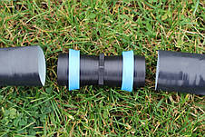 Соединение Presto-PS ремонт для шланга туман Silver Spray 32 мм (GSC-0132), фото 2