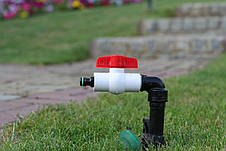 Кран шаровый Presto-PS 40 мм с внутренней резьбой 1,1/4 дюйма (PF-0140), фото 3