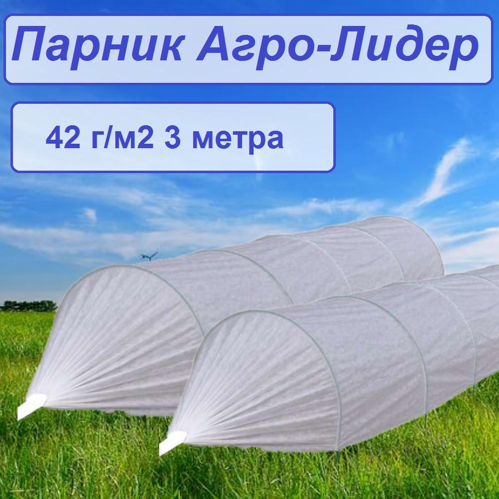 """Парник """"Агро-Лидер"""" 3 метра 42 плотность"""