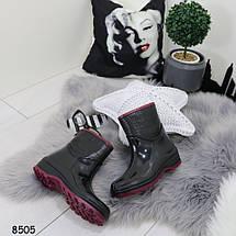 Ботинки резиновые, фото 3