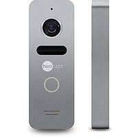 Комплект видеодомофон с вызывной панелью TETTA COMPACT Silver, фото 3