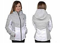 89fb0f59 Женская стеганая кожаная куртка в категории куртки женские в Украине ...