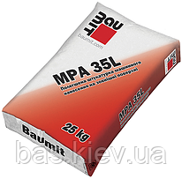 Baumit MPА-35 L Штукатурная смесь легкая, 25 кг