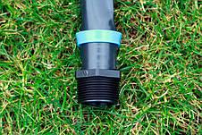 Стартер Presto-PS с резьбой 40 мм для шланга туман Silver Spray 32 мм (GSM-013250), фото 3