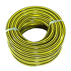 Шланг для полива Evci Plastik Зебра садовый диаметр 3/4 дюйма, длина 20 м (ZB 3/4 20), фото 2