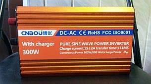Инвертор несетевой А12Р300/С с зарядом (с функцией ИБП)