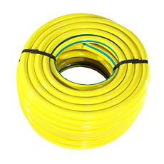 Шланг для полива Evci Plastik Tropik (Limonad) садовый диаметр 3/4 дюйма, длина 50 м (3/4 G H 50), фото 2