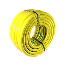 Шланг для полива Evci Plastik Tropik (Limonad) садовый диаметр 3/4 дюйма, длина 50 м (3/4 G H 50), фото 3