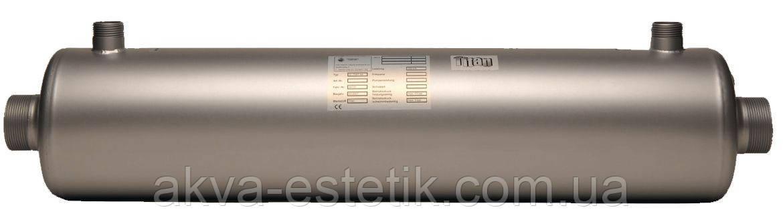 DAPRA Титановий теплообмінник 40кВт