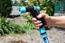 Пистолет для полива Presto-PS насадка на шланг пластик (7723), фото 2