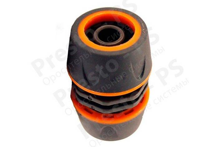 Соединение Presto-PS муфта ремонтная для шланга 1/2 дюйма Soft (5808E), фото 2