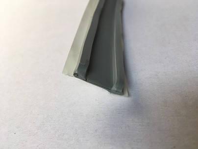 Бутил-каучуковая лента U-профиль, фото 2