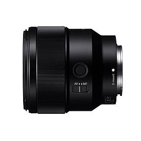 Объектив Sony FE 85 mm f/1.8