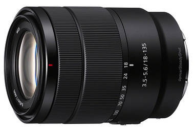 Объектив Sony E 18-135 mm f/3.5-5.6
