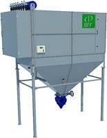 Фильтр рукавный с импульсной регенерацией BFF-I-(40-100)-А-Н  с производительностью 2400-7200 м3/ч