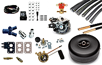 Комплект ГБО 2 поколение для Ваз 2102,Ваз 2104, Ваз 2108, Ваз 2109, Ваз 21099 и другие от Tomasetto