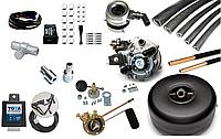 Комплект ГБО 2 поколение Tomasetto на инжектор, Ланос, Сенс, Ваз и другие