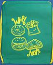 Рюкзак из спанбонда с логотипом, фото 2