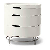 IKEA PS 2014  Столик с отделениями д/хранения, белый