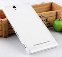 Силиконовый чехол для Sony Xperia C4 E5353