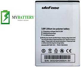 Оригинальный аккумулятор АКБ (Батарея) для UleFone U008 3500 mAh 3.8V