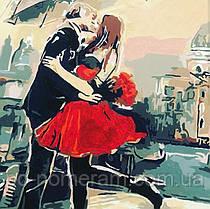 Ко дню Св. Валентина - лучший подарок картина по номерам
