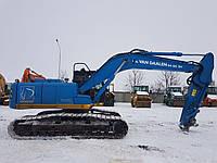 Гусеничный экскаватор HITACHI ZX250 LC-3, 2008, 12500мтч (возможен лизинг)