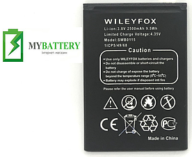 Оригинальный аккумулятор АКБ (Батарея) для WileyFox SWB0115 Swift 2500 mAh 3.8V