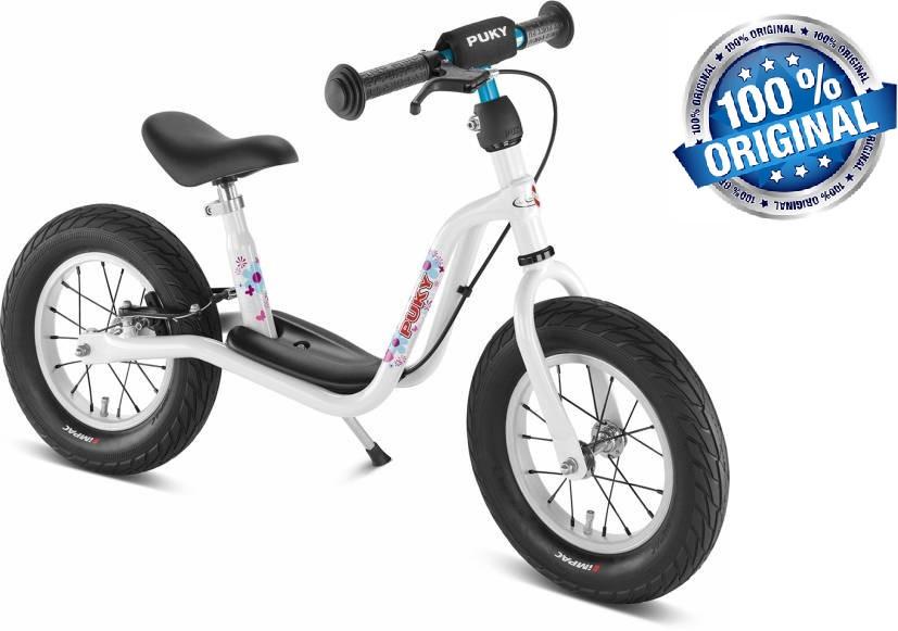 Беговел велобег детский PUKY LR XL (Германия), белый