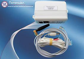 Перетворювач інтерфейсу GSM-ID