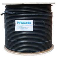 F690BV Black INFOCORD (305м)