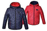Детская двухсторонняя куртка  для мальчика, фото 1