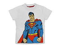 Футболка на мальчика Супермен  р.2,8 лет.