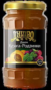 Джем Курага-изюм, 375 г ТМ Дніпро