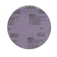 3M™ 50774 361L Hard Clear Coat Disc для керамических и твердих лаковых покрытий, Р 320 абразив