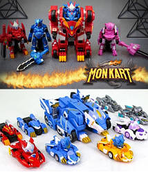 Monkart Монкарт Іграшки