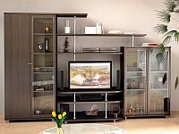"""Стенка в гостиную Рио-4 - """"Мебель Сервис"""" ДСП (разные цвета)"""