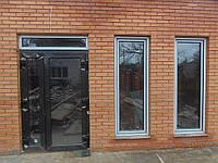 Окна Бровары. Купить роллеты в Броварах, цена на жалюзи, рулонные шторы. Балконы Бровары.