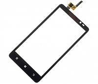 Тачскрин сенсор для Lenovo S890 черный