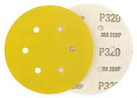 3M™ 80366 Абразивные диски Hookit серии 255P, диам. 150 мм, P500,  конфиг. LD601A