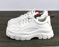 Женские кроссовки Lonza 50179 WHITE 36 23 см, фото 1
