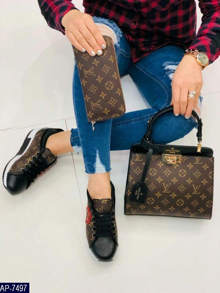 Сумка Louis Vuitton Турция Эко-кожа Высокое качество под заказ 5-10 дней