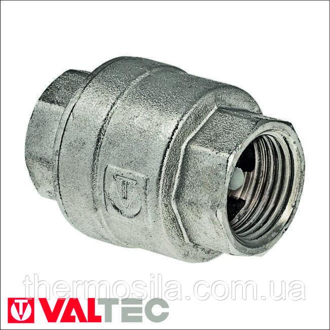 """VT.161 Клапан обратный  для воды VALTEC 1/2"""""""