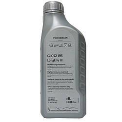 Масло моторное VAG LongLife III 5W-30 1л (G052195M2)