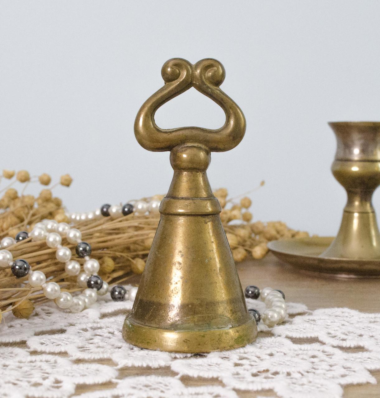 Старый колпачок, бронзовый гасник для тушения свечи, бронза, Европа