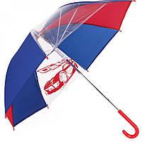 Зонт трость полуавтомат Remax RT-U6 Scrub Разноцветный