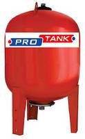 Мембранный расширительный бак Protank PT-V 80 литров 10 бар